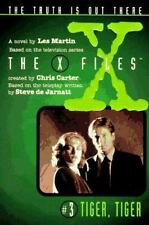 X Files Middle Grade: Tiger, Tiger 3 by Les Martin (1995, Paperback)
