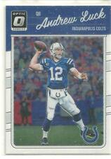 2016 Donruss Optic #44 Andrew Luck COLTS