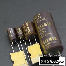 [AudioJade] 0.47uF 63V 4.7uF 120V 22uF 16V 50V ELNA ROS SILMIC Capacitors Japan