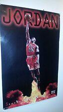 "Rare 1996 Michael Jordan Original 23"" x 35"" Costacos Brothers Poster"