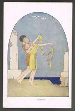 LE MAIR, H.Willebeek - Romance Postcard #11491