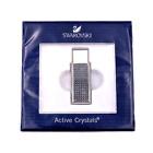 Authentic Swarovski Vao 8 GB USB Memory Stick, Black Crystals