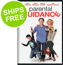 Parental Guidance (DVD, 2013) NEW, Sealed, Billy Crystal, Bette Midler, Tomei