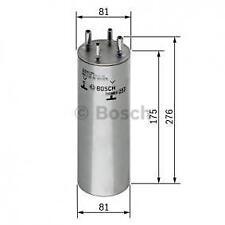FILTRO CARBURANTE filtro gasolio vw touareg/transporter/caravelle 2.5tdi 2003>