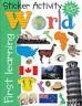 Sticker Activity - World by , Paperback Used Book, Acceptable, FREE & Fast Deliv