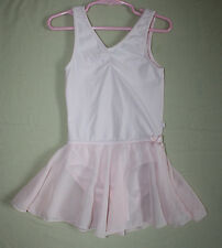 Ballet Pink Leotard for Little Girl Sz  M Unbranded EUC