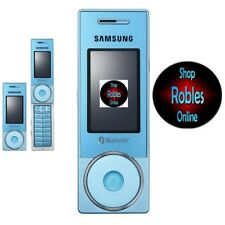 Samsung SGH X830 AquaMarine Simlock Frei Mini Handy Kamera Bluetooth mp3 GUT