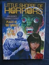 Little Shoppe of Horrors # 23 Reprint New The Reptile & Plague of the Zombies