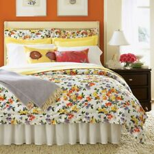 Sferra Susannah Floral 4Pc King Duvet Cover Set Item #3225 New in Package