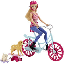 Barbie & Her Sisters in The Great Puppy Adventure Spin and Ride Pups CLD94