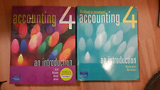 Accounting an introduction Atrill McLaney Harvey Jenner TEXTBOOK AND WORKBOOK