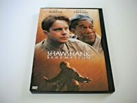 THE SHAWSHANK REDEMPTION DVD (GENTLY PREOWNED)