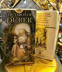 The Tarot of Durer. Out Of Print. OOP 2002 Factory Sealed. Excellent Condition