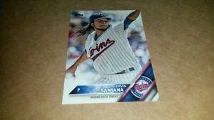 Ervin Santana (Baseball Card) 2016 Topps #262