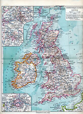 Birmingham Karte.Liverpool 1926 Ebay