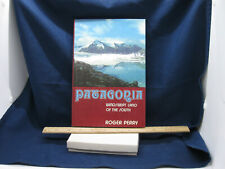 Patagonia, Windswept Land of the South HC w/ Dust Jacket by Roger Perry 1974