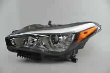 2015-2019 Infiniti Q70 Left LH Driver Side LED Non AFS Headlight OEM 16 17 18 19
