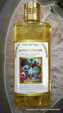 Huile d'onction de Jérusalem huile d'olive parfumé à l'encens, myrrhe 250 ml