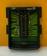 Data Io 29base 0102 2900 Series Programmer Dip Base Tested