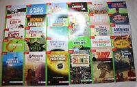 McGraw Hill Reading Wonders Leveled Readers Grade 6 Set of 30 Beyond Level