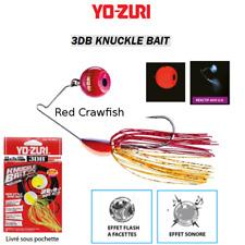 Spinnerbaits Yo-zuri 3db Knuckle Bait Red Crawfish (rcf)