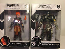 MAGIC THE GATHERING ~ LEGACY COLLECTION ~ SET OF 2 ~ CHANDRA AND GARRUK~ NEW