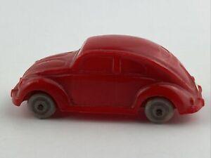 #228 Wiking 1:87 unverglast Drahtachser für Sammler VW Käfer 111/1D *rot*