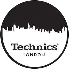Slipmats Technics DMC - Ligne d'horizon Londres (1 pièce / 1 pièce) mlond1 NEUF