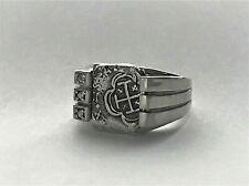 ba748517a7e00d ATOCHA Coin Ring 925 Sterling Silver Sunken Treasure Shipwreck Jewelry