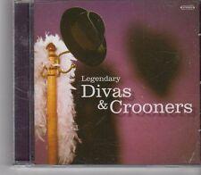 (FX397) Legendary Divas & Crooners - 2002 CD