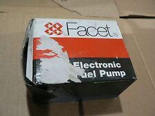 FACET ELECTRONIC FUEL PUMP 476410 476410N 475952 197684 12V