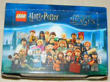 Lego Harry Potter Series Collectible Minifigures Empty Cardboard Display Box