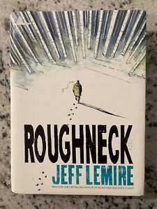 Roughneck Gallery 13 HARDCOVER Comic Book Graphic Novel Jeff Lemire Comics J590