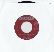 BOBBY MOORE & THE RHYTHM ACES SEARCHING FOR MY LOVE ON CHECKER