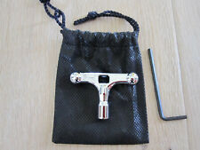 PEARL Drum Key with Allen Wrench and Bag/Pouch