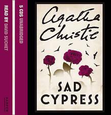 Sad Cypress: Complete & Unabridged by Agatha Christie (CD-Audio, 2003)