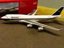 1/500 Herpa Boeing 747-400 British Airways BOAC Heritage Design 533317