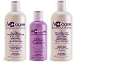 Aphogee Two-Step Protein Treatment, Shampoo 16oz, and Balancing Moisturizer 8oz