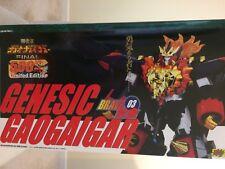CM's Brave Gokin 03 The King of Braves Genesic GaoGaiGar Final Ltd Ver 500 ONLY