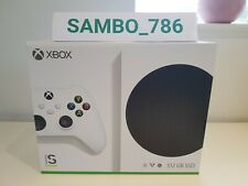 Xbox Series S Console - BRAND NEW - SEALED - UNOPENED - WITH RECEIPT