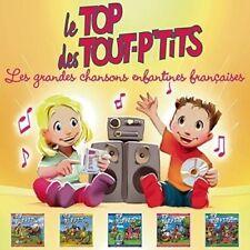 CD de musique pour chanson française t.o.p