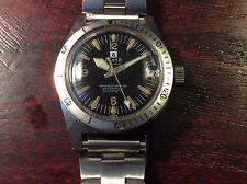 vintage Alsta nautoscaph officaly certified 300 m deep diver watch