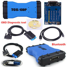 2017 TCS CDP Pro for autocom OBD2 Bluetooth 2015 R3 with Keygen 3 in 1 car truck