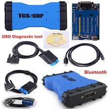 TCS CDP PRO OBDII Bluetooth 2014.R2 Auto Car Truck 3in1 Generic Diagnostic Tool