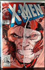 X-Men # 7 VF/NM Omega Red 1st appearance, Wolverine, Jim Lee, Gambit