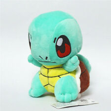 """Pokemon Center Stand Squirtle Figure Stuffed Animal Plush Doll Toy 6"""" XMAS US"""