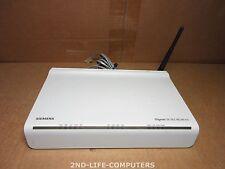 Siemens Gigaset SX762 WLAN DSL Router VOIP 4x Lan+ VOIP EXCL PSU - INCL ANTENNA