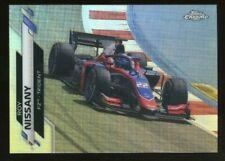 2020 Topps Chrome Formula 1 F1 Refractor Card 77 - ROY NISSANY