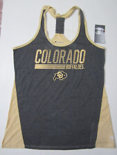 NCAA Colorado Buffaloes  Champion Womens Large Poly+ Tank Top New NWT