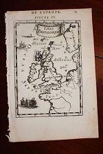 ✒ 1683 MANESSON MALLET Iles Britanniques Grande Bretagne Irlande Norvège